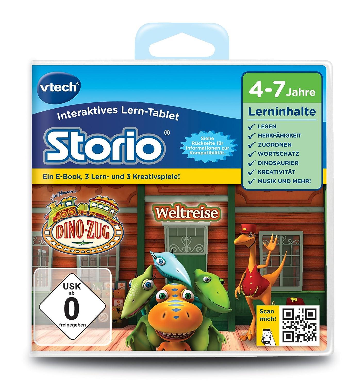 VTech 80-231004 – Lernspiel Dino Zug (Storio 2, Storio 3S) günstig online kaufen