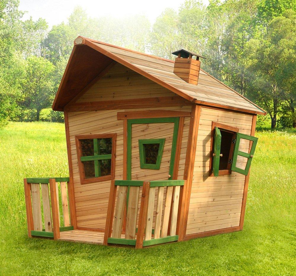 Axi Kinder Spielhaus Jesse mit Terrasse online bestellen