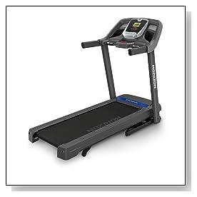 Horizon Fitness T101-04 Treadmill Review