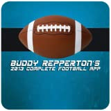 Buddy Repperton's 2013 Complete Football App at Amazon.com