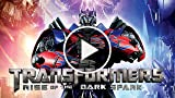 CGR Undertow - TRANSFORMERS: RISE OF THE DARK SPARK...