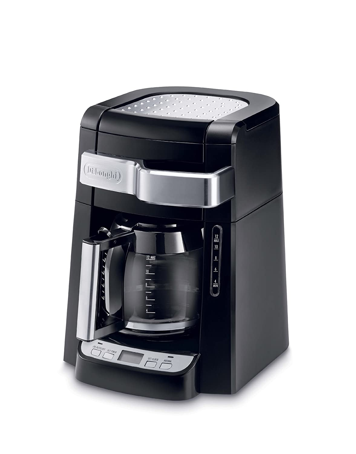 DeLonghi Coffee Maker DCF2212T: 12 Cups Enriched with Flavor