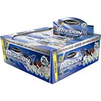 MuscleTech Mission1 Clean Cookies and Cream 2.12 oz Protein Bar