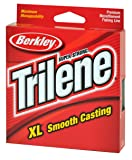 Berkley Trilene XL Smooth Casting Monofilament 110 Yd Spool(6-Pound,Clear)