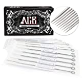 ACE Needles 50 pcs. 9 Flat Shader Pre-made Sterile Tattoo Needles - 9F