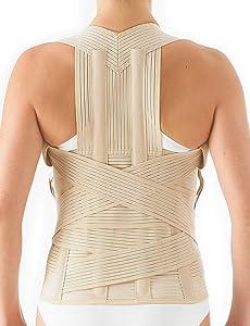 best posture corrector for women Neo G Medical Grade Dorsolumbar Lower