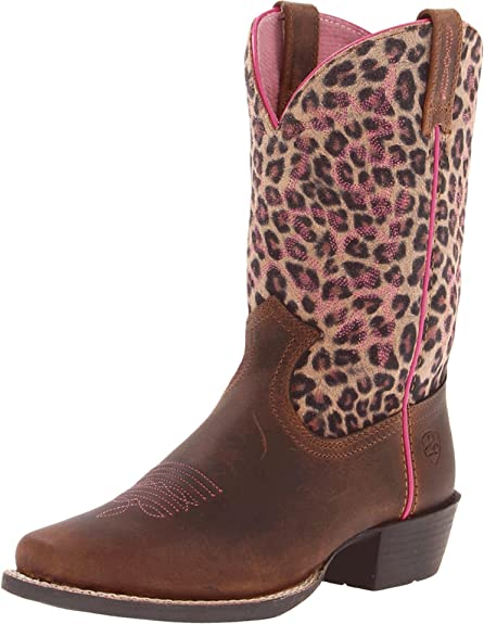 New Style Ariat Legend Western Boot For Kids Clearance Outlet Multi Color Options