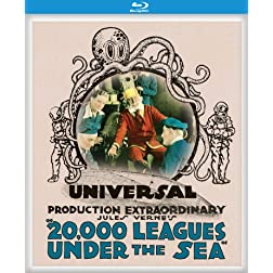 20,000 Leagues Under the Sea [Blu-ray]