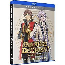 Double Decker! Doug & Kirill: The Complete Series [Blu-ray]