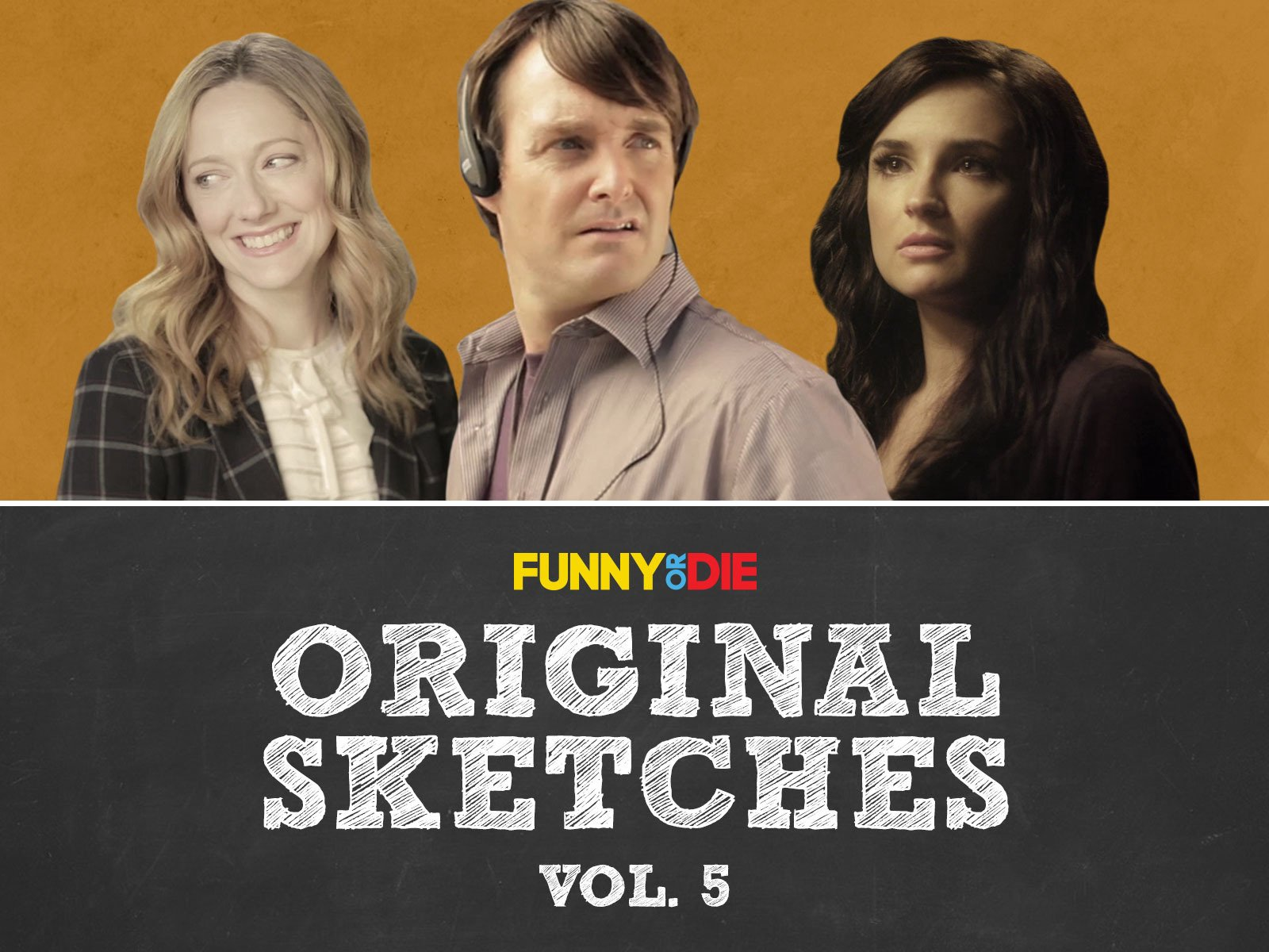 Funny Or Die Original Sketches on Amazon Prime Video UK