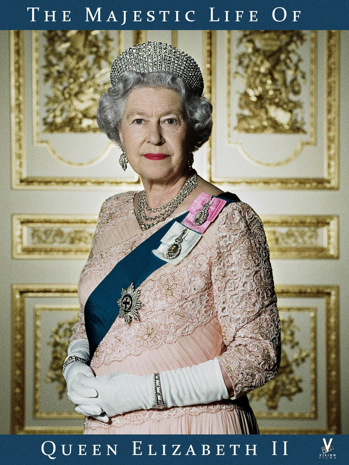 The Majestic Life of Queen Elizabeth II
