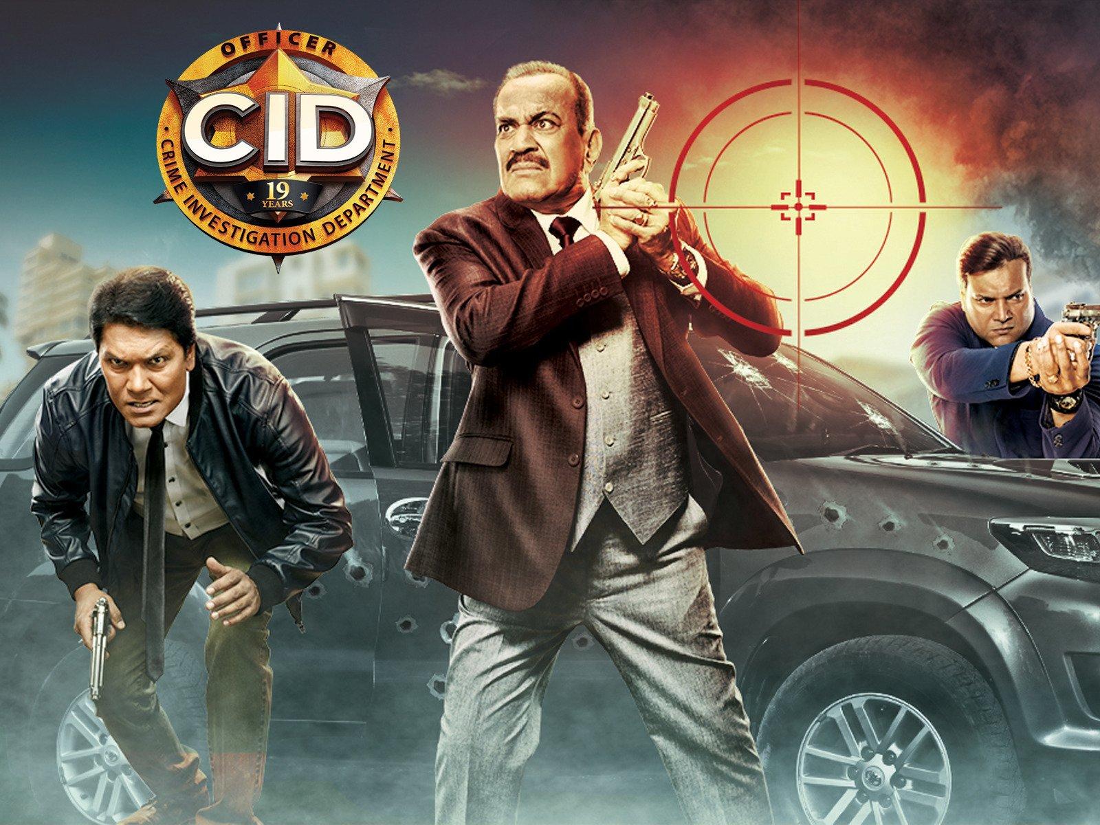 C.I.D Season 1 - Season 1