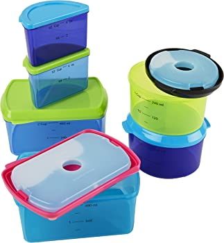Fit & Fresh Kids 14Pc. Container Set