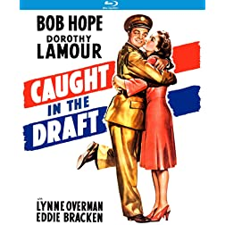 Caught in the Draft [Blu-ray]