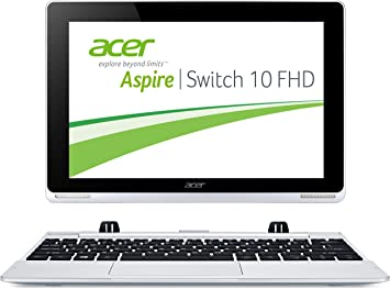 "Acer NT.L6NEG.002 Tablette tactile 10,1"" (25,65 cm) (64 Go, Windows 8.1, Noir)"