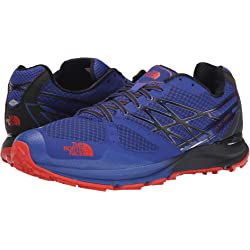 The North Face Ultra Cardiac Trail Men's Running Shoes - Honor Blue