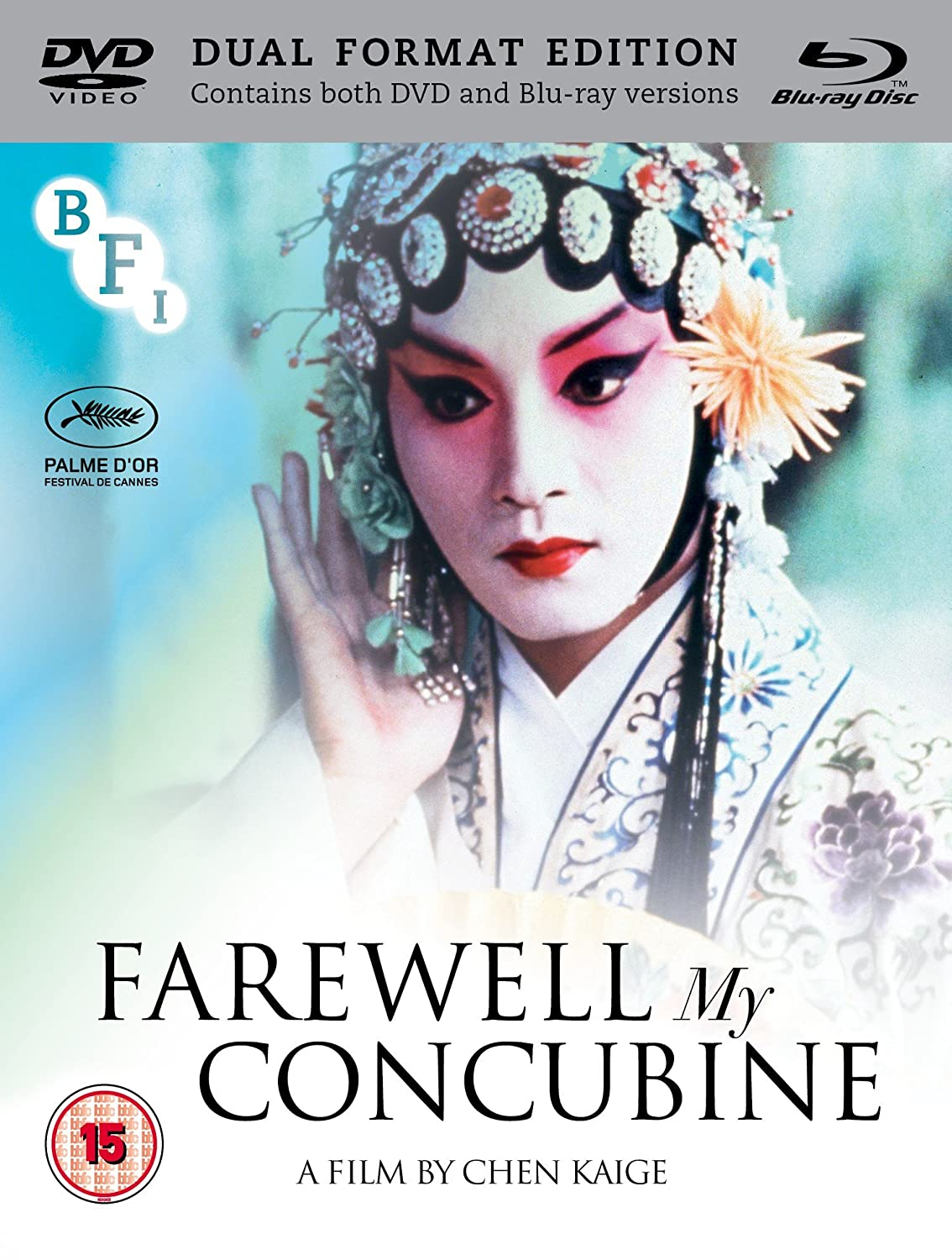 a summary of the film farewell my concubine The early part of the film focuses on the training and adolescent relationships of two young men who are farewell, my concubine is a remarkable achievement and a.