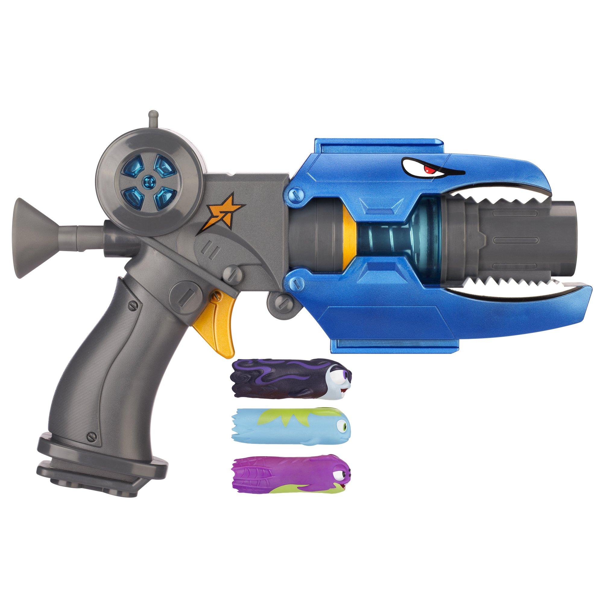 SLUGTERRA Mid-Level Blaster and Slug Ammo - Kord's Blaster ...
