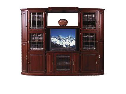 Forest Designs Traditional Adjustable Shelf in Mahogany: 43w-70w (Shelf Only) 43w-70w Shelf Medium Oak