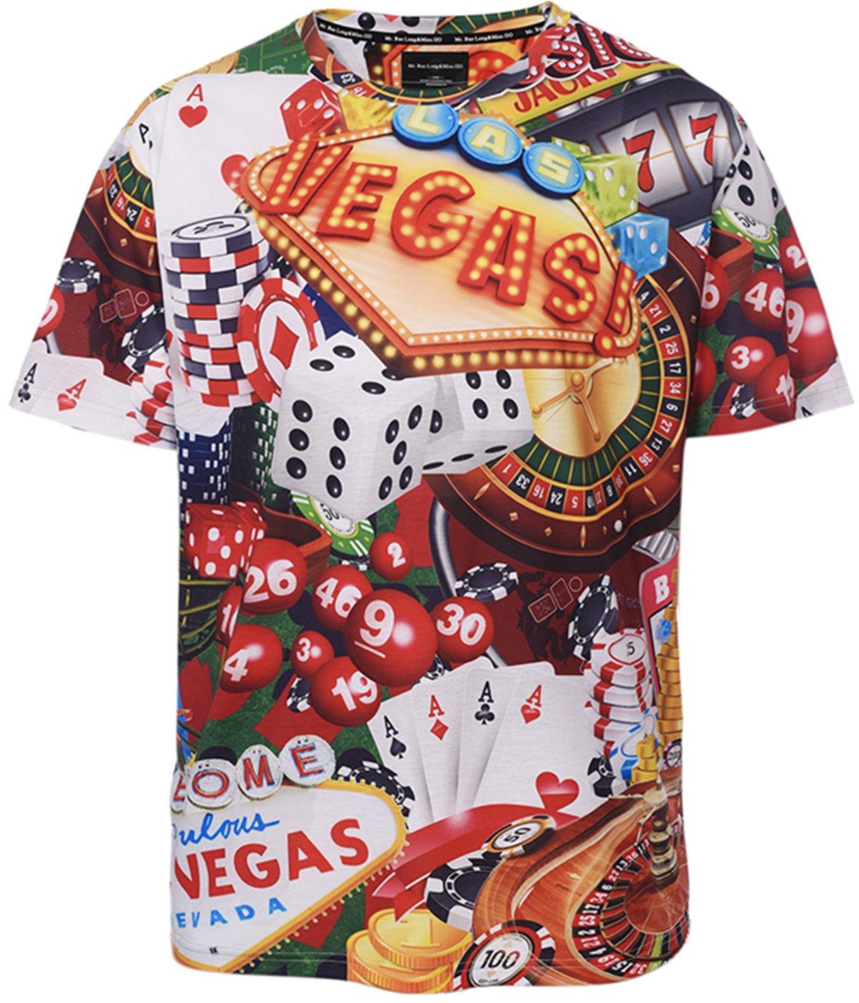 Buy Short Sleeve Las Vegas Unisex T Shirt Now!