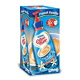 Nestle Coffee-mate Coffee Creamer, French Vanilla, 1.5L Liquid Pump Bottle, Pack Of 1