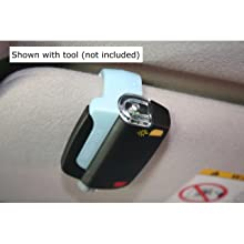 Swiss+Tech ST81009 BodyGard Visor Clip for Survivor 5-in-1