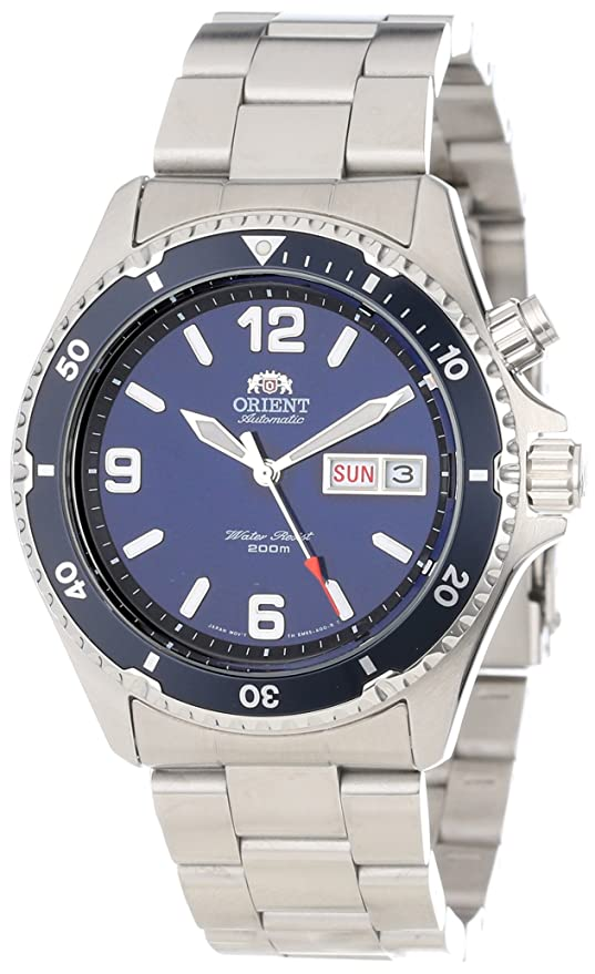 Orient Blue Mako