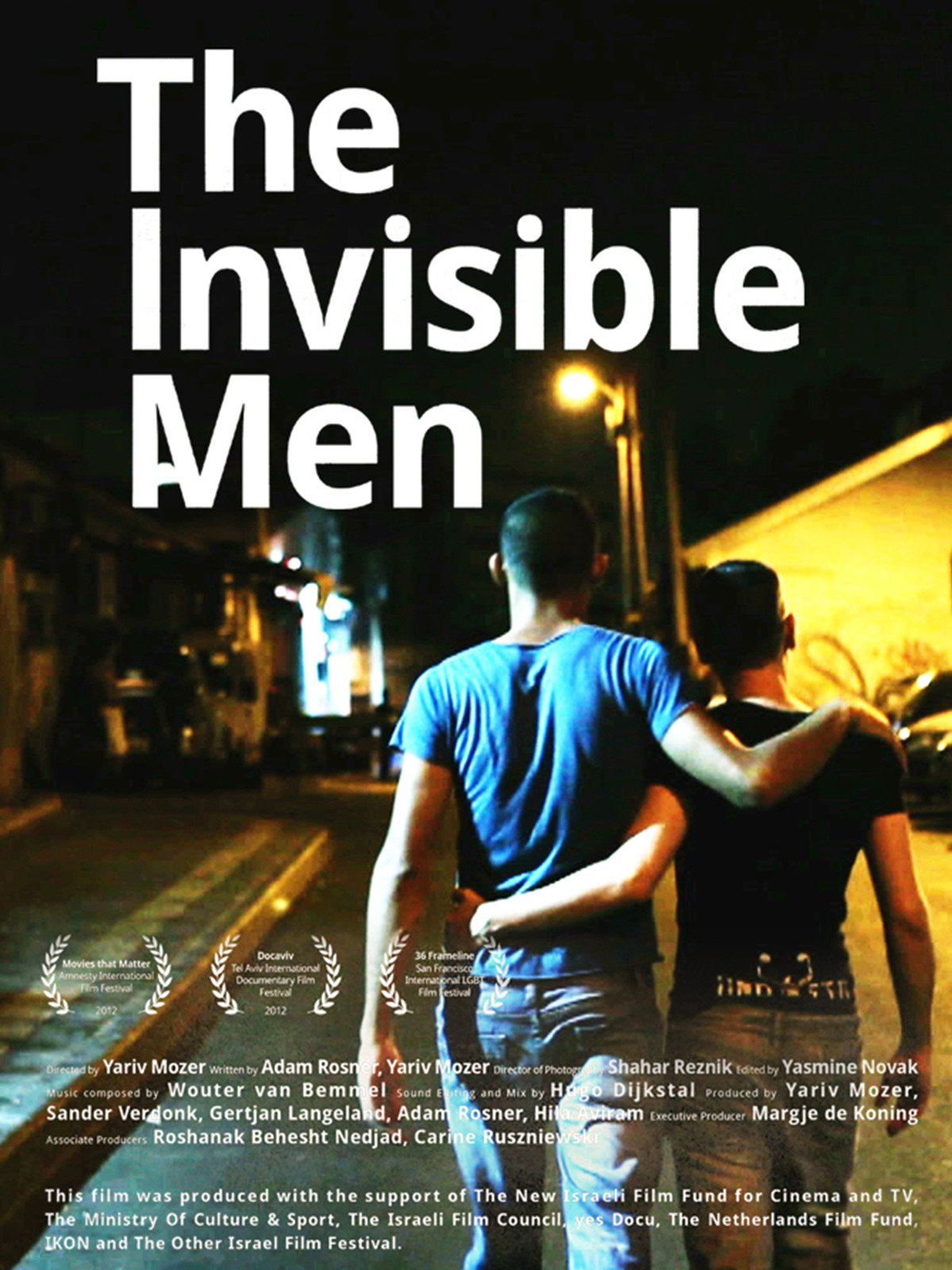 The Invisible Men on Amazon Prime Instant Video UK