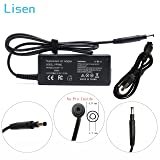65W AC Adapter Laptop Charger Replacement For HP Pavilion Touchsmart 14-B109WM 14-B017CL 14-C015DX 14-C050NR 15-B109WM 15-B119WM 15-B129WM 15-B153CL,677770-002 677770-003 613149-001 power supply cord (Color: Black)