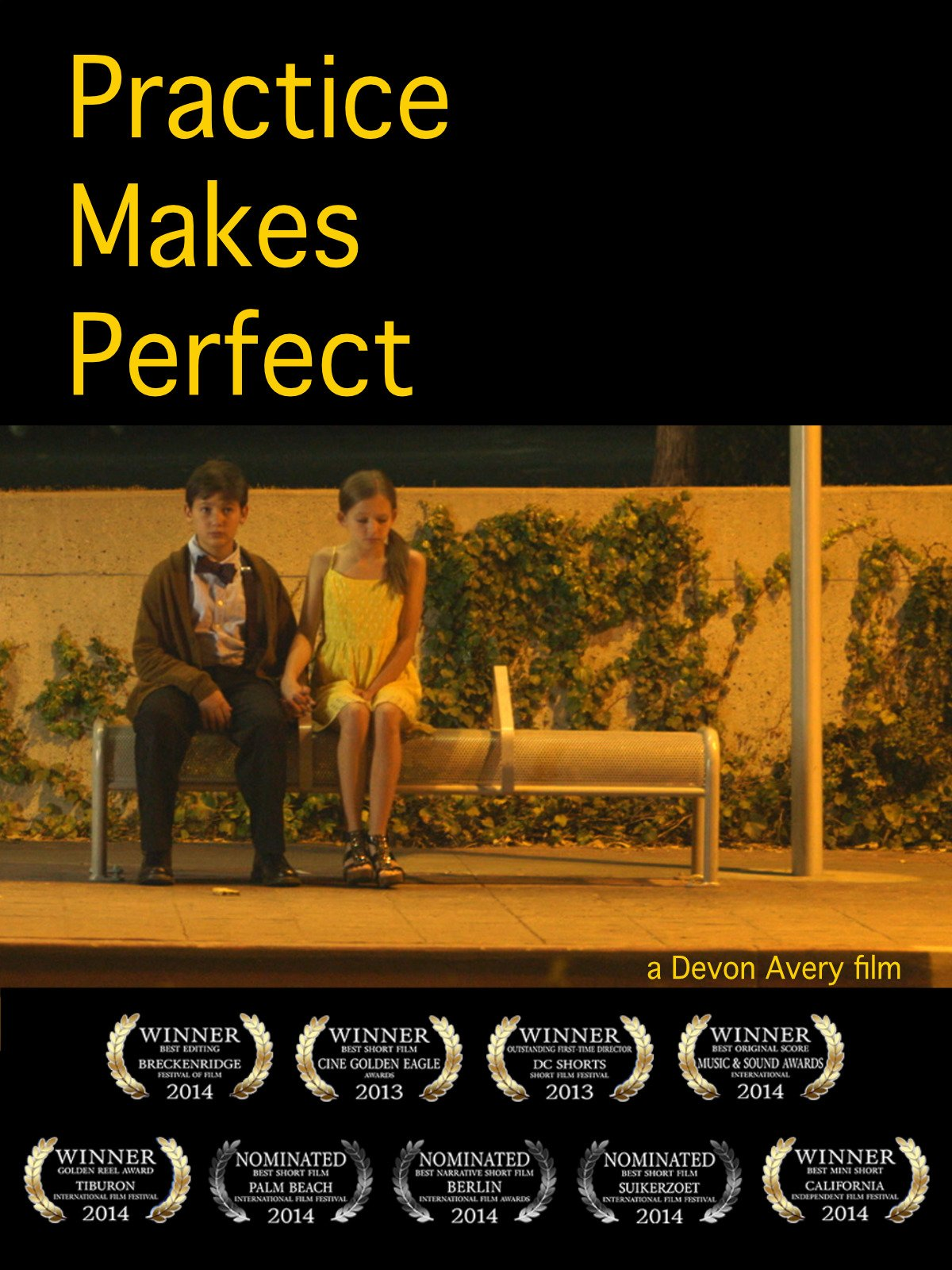Practice Makes Perfect on Amazon Prime Instant Video UK