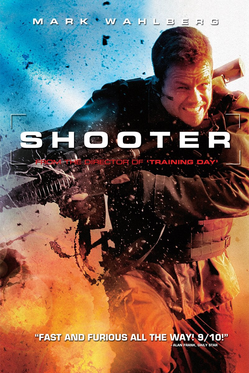 Shooter on Amazon Prime Instant Video UK