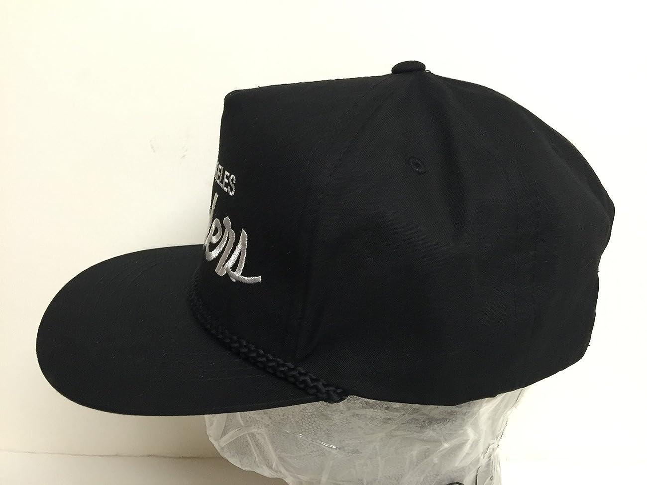 Vintage Los Angeles Raiders Snapback Hat 1