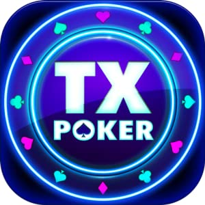 TX Poker: free texas holdem poker & gratis card casino fun game with big chances to win chips: become the lucky champion of stars tournaments play party jackpot game & start your adventure with friends plaing with all poker hands from Murka Limited