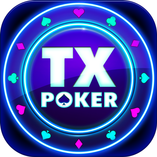 TX Poker: free texas holdem poker & gratis card casino fun game with big chances to win chips: becom