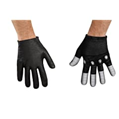 Disguise Mens Marvel Winter Soldier Adult Gloves