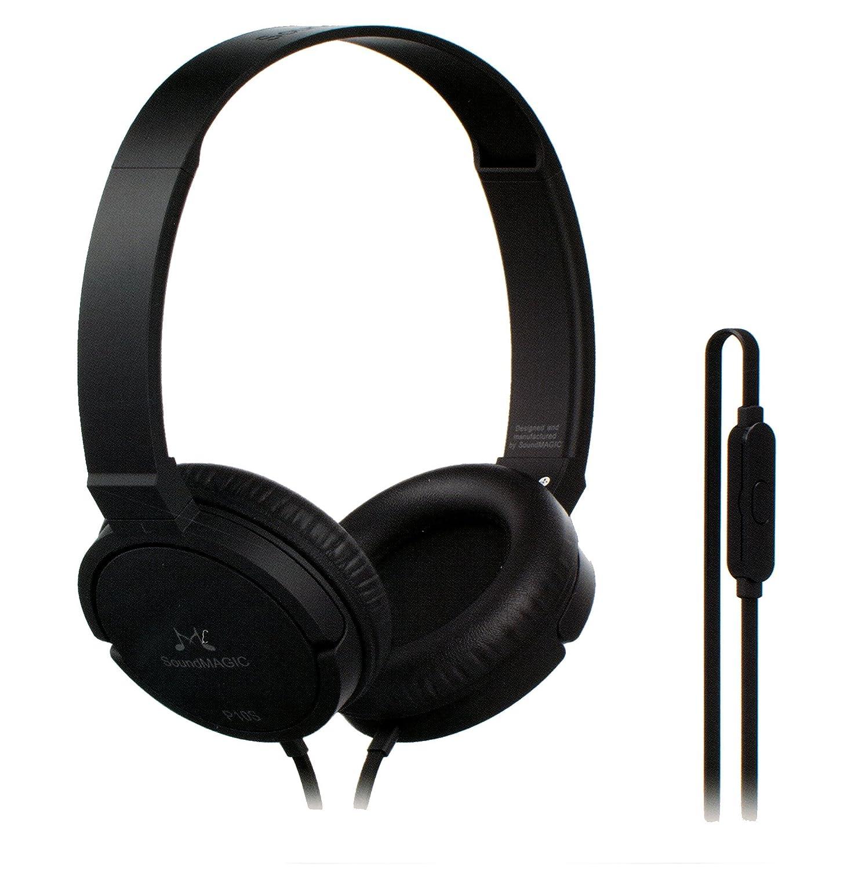 SoundMagic P10S Gunmetal Headphone with Mic low price