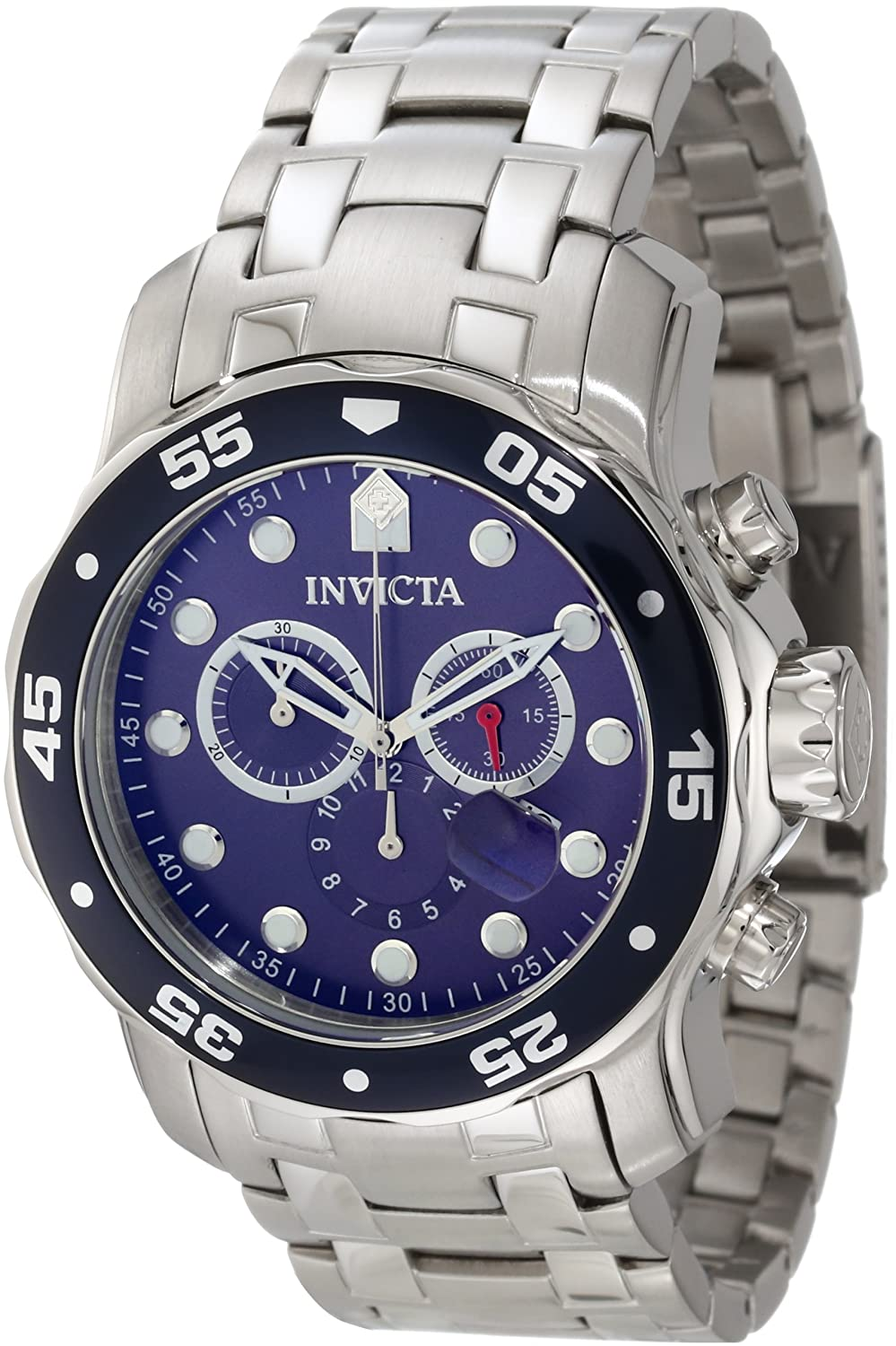 Popular Watch Reviews: # Invicta-0070 Men Watch Review