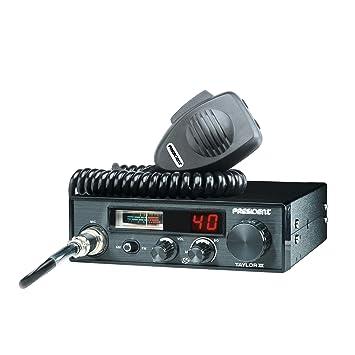 President tAYLOR iII aSC radio cB