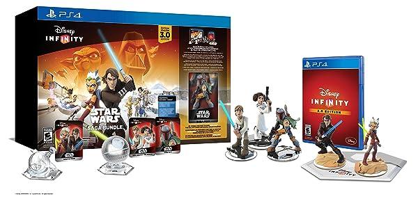 Disney INFINITY 3.0 Edition: Star Wars Saga Bundle - PS4