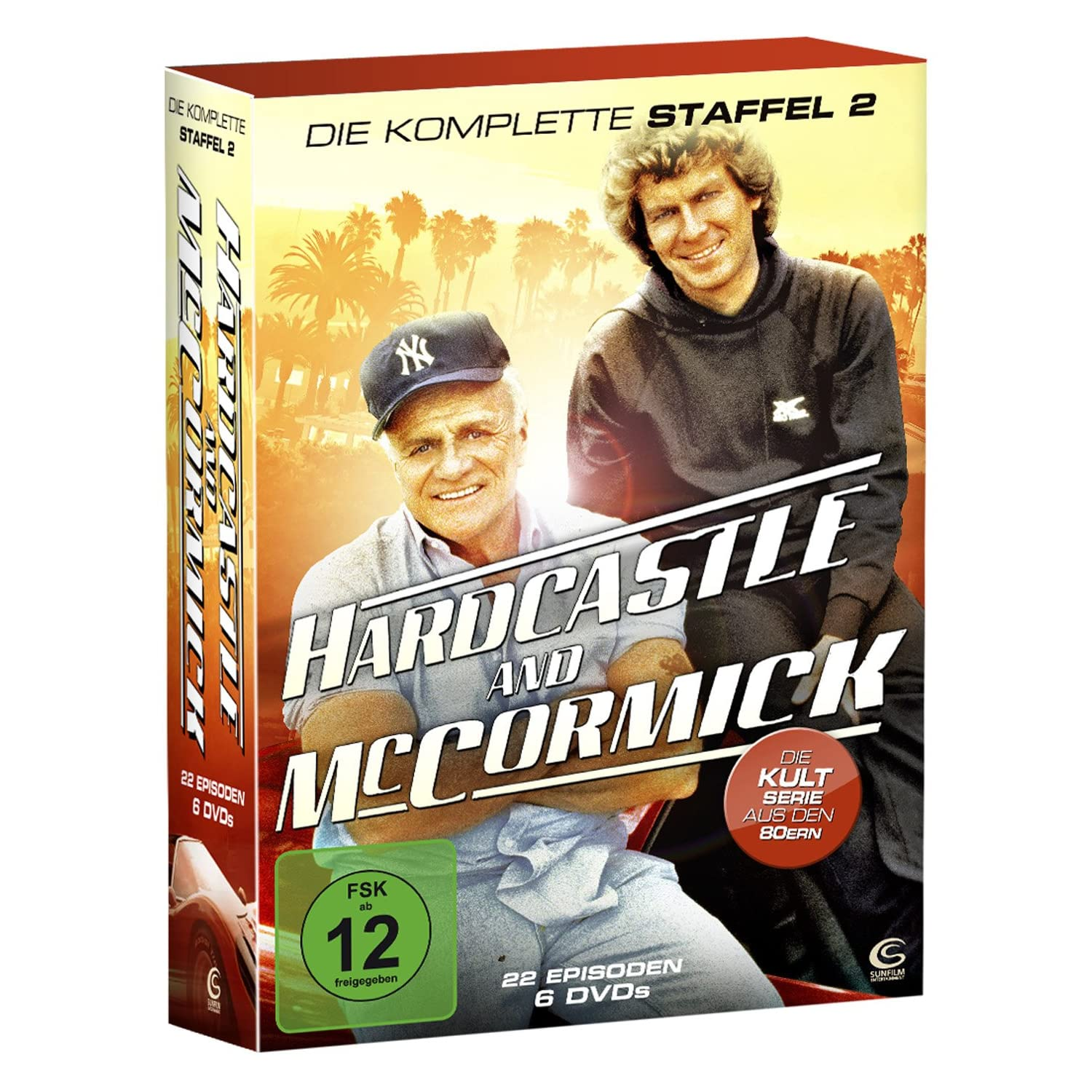 Hardcastle and McCormick Staffel 2