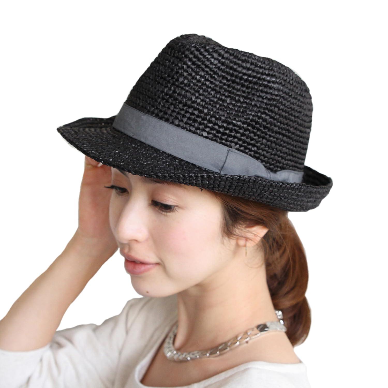 Amazon.co.jp: (ビューティーアンドユースユナイテッドアローズ) BEAUTY&YOUTH UNITED ARROWS BYBC ラフィアテープハット 18386991931 09 Black フリー: 服&ファッション小物通販