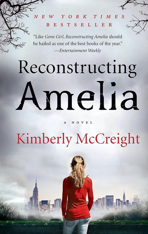 [Critique Littéraire] Amelia - Kimberly Mc Creight