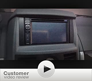 boss audio bv9386nv in dash double din 6 2. Black Bedroom Furniture Sets. Home Design Ideas