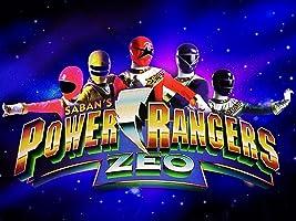 Power Rangers Zeo Season 1