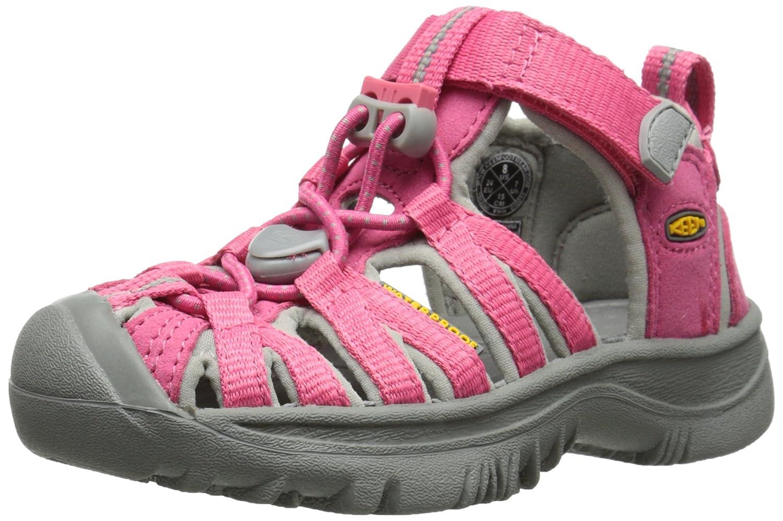 KEEN Whisper Toddler Hook-and-Loop Sandal (Toddler/Little Kid)