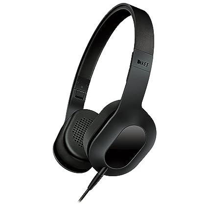 KEF M400 Casque Hi-Fi Noir