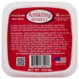 Alumilite Amazing Casting Products Amazing Remelt Clay Extruders, Red.625-Pound (Color: Red, Tamaño: .625-Pound)