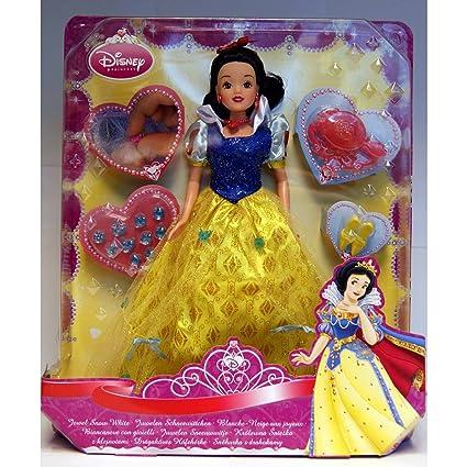 Simba Toys - Disney Princesse - Bijou Snow White - env. 30cm