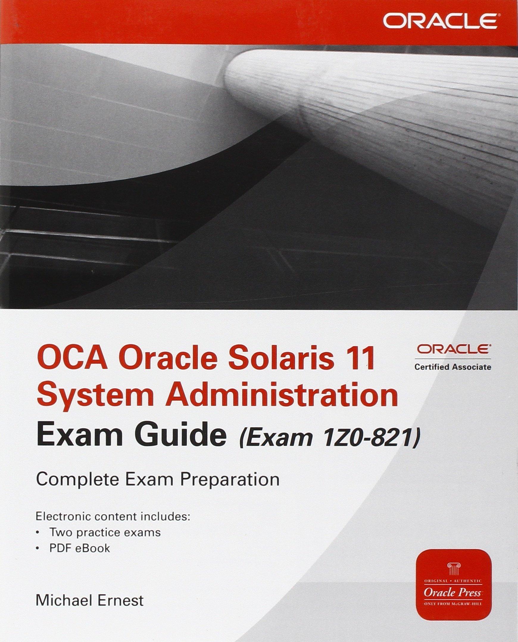oca oracle solaris 11 system administrator exam guide pdf