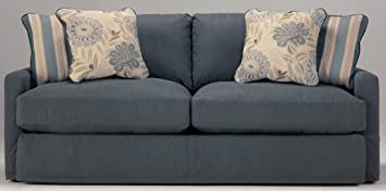 "Gray Sofa by ""Famous Brand"" Furniture # 8310887"